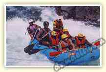 White Water Rafting in Dandeli