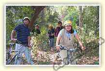 Adventure trekking in Dandeli